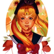 Sailor Moon_ForLoveAndJustice